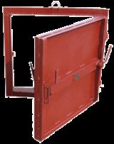 Защитные и защитно-герметические устройства и изделия для ЗС ГО