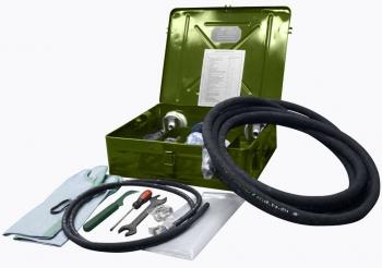 Комплект  специальной обработки транспорта ДК-4 М метал.ящик