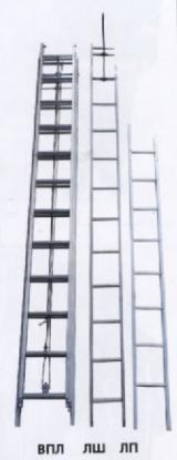 Лестницы пожарные ВПЛ. ЛШ, ЛП