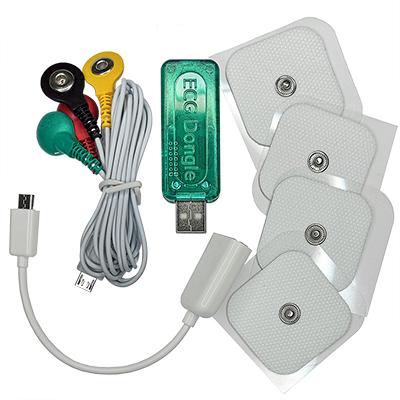 КАРДИОГРАФ ЭКГ (флешка USB) портативный 6 отведений