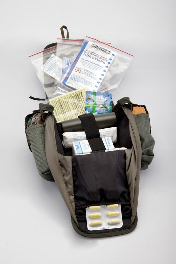 Аптечка индивидуальная АИ-3-2 СП боевая